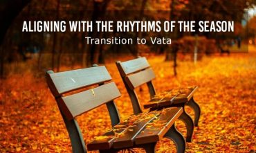Aligning With The Rhythms Of The Season